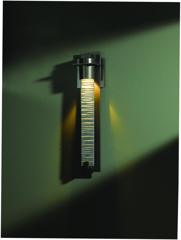 Hubbardton Forge Airis Outdoor Sconce.