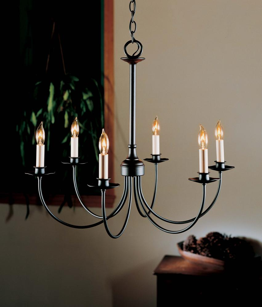 Hubbardton Forge Simple Line Chandelier